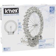 K'Nex Architecture London Eye Construction Set, Replica, Building, Age 9 Years +