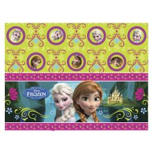 Disney Frozen Plastic Table Cover - 120 cm x 180 cm - Party Tableware