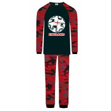 England Football Long Pyjamas  - Made in England
