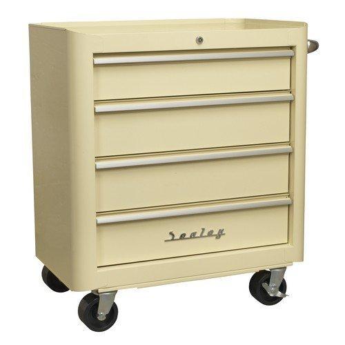 Sealey AP28204 Rollcab 4 Drawer Retro Style