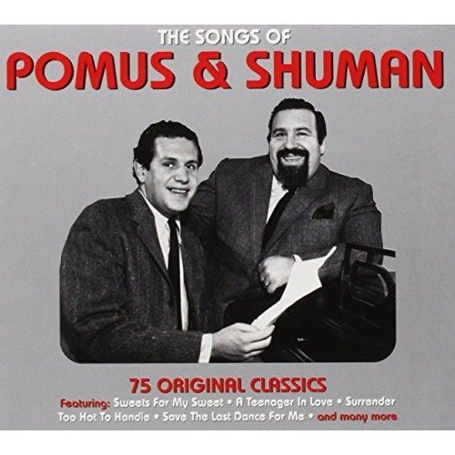 The Songs of Pomus and Shuman [CD]
