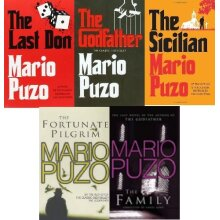 MARIO PUZO 5 BOOK SET COLLECTION