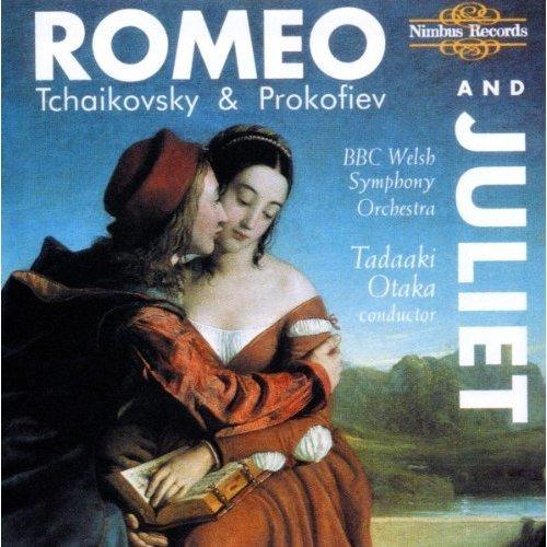 chaikovsky - Tchaikovsky and Prokofiev: Romeo and Juliet [CD]
