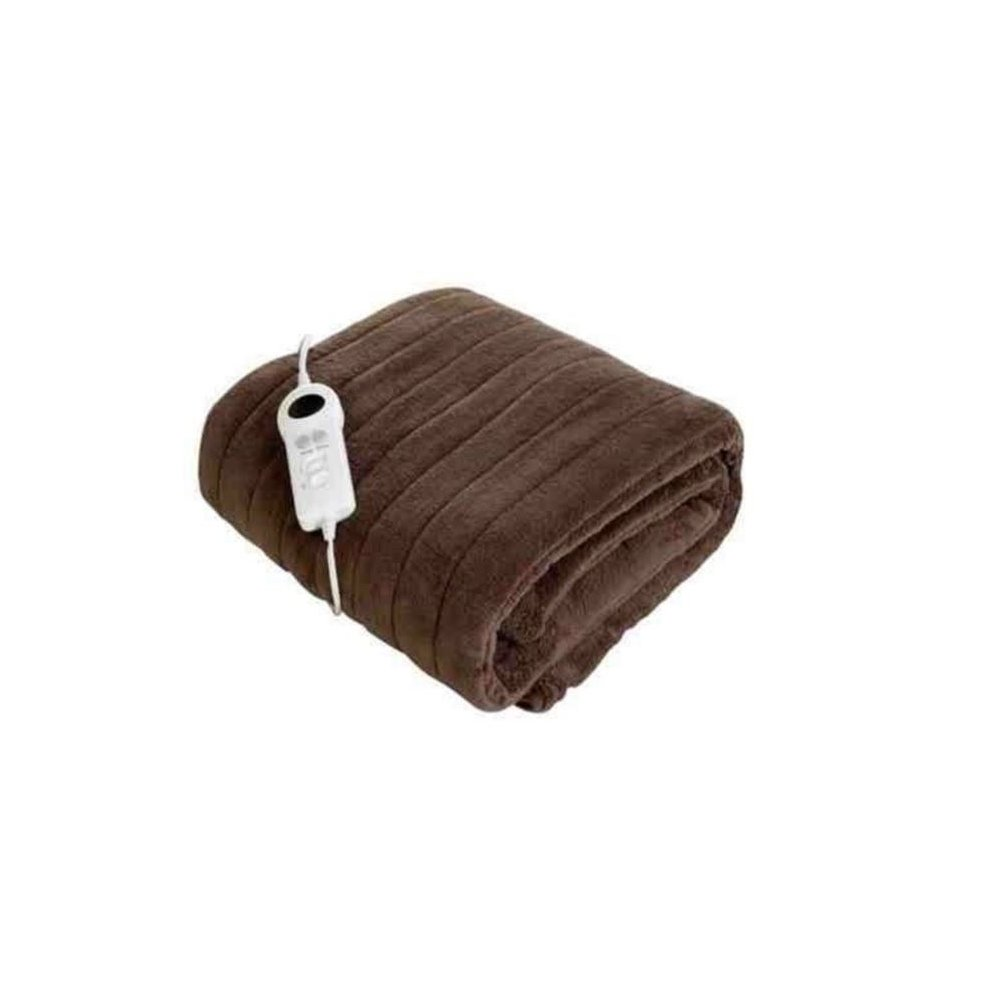 Electric Heated Blanket Warm Soft Over