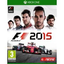 Formula 1 F1 2015 Xbox One - Used