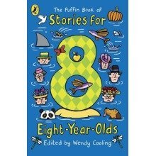 The Puffin Book of Stories for Eight-year-olds - Used