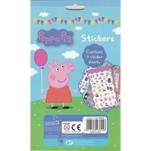 Childrens Kids Peppa Pig 700 Stickers