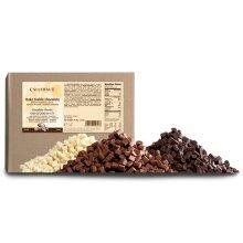 Callebaut bakestable chocolate chunks - White chocolate 2.5kg