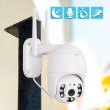 1080P WIFI IP Camera Wireless CCTV HD Home Security IR Cam Outdoor