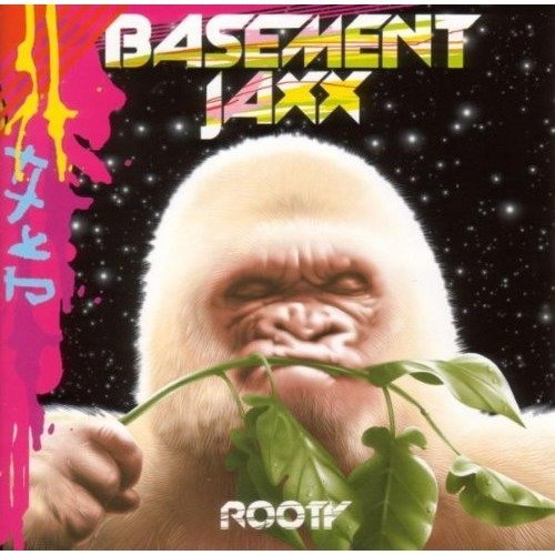 Basement Jaxx - Rooty [CD]