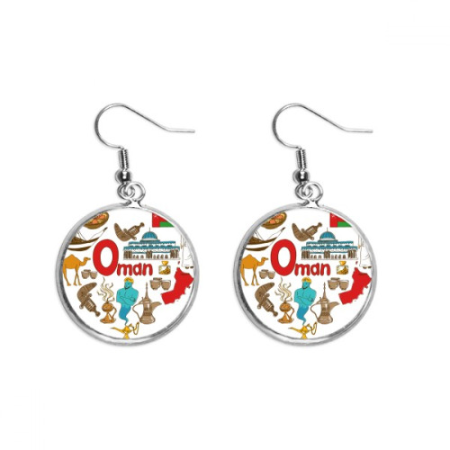 Ocean Fish  Alive Activity Ear Dangle Silver Drop Earring Jewelry Woman