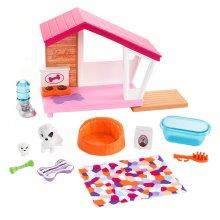 Barbie Large Indoor Accessory Set - Dog House