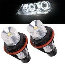 Angel Eyes Halo LED Marker Light Bulb For BMW E39 E87 E64 E63 E65 E66 E53 X5 E83