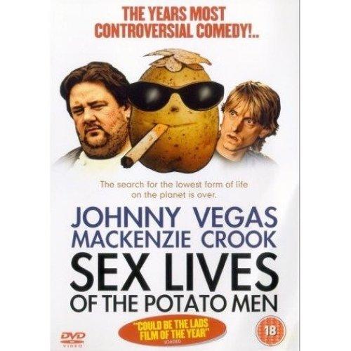 Sex Lives Of Potato Men DVD [2004]