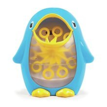 Munchkin Bath Fun Bubble Blower | Penguin Bath Toy