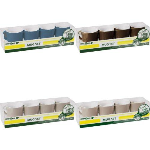 Brunner Resylin Mug Set (4 Mugs)