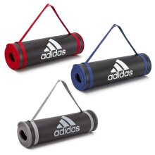 Adidas 10mm Exercise Mat Gym Training Fitness Workout