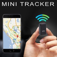 GPS Long Time Magnetic SOS Position Tracker Locator Voice Recorder