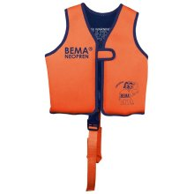 Happy People 18018 Vest 3-6 Years Bema Swimming Aid, Multi-Color