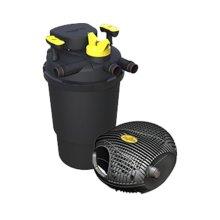 Laguna Clear Flo 6000 - Complete High Performance Pressurised UV Pond Filter and Pump Kit