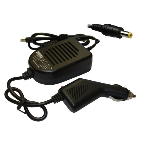 Acer Travelmate 5330-W352DF Compatible Laptop Power DC Adapter Car Charger