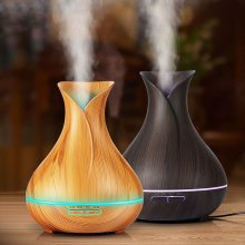 Oil Diffuser Purifier Ultrasonic Air Aromatherapy Humidifier for Aroma