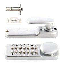 Mechanical Digital Door Lock Push Button Keypad Keyless Code