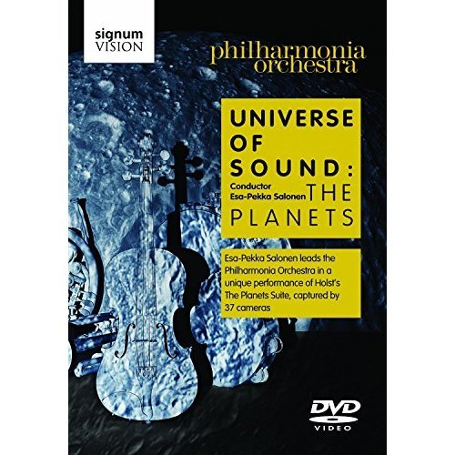 Universe of Sound - Holst: The Planets; Talbot: Worlds, Stars, Systems, Infinity (Philharmonia Orchestra/Esa-Pekka Salonen) [DVD] [NTSC]