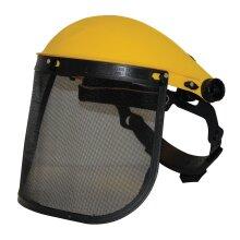 Silverline Mesh Safety Visor Chainsaw Logger Helmet Protective Gear Workwear ( UK )