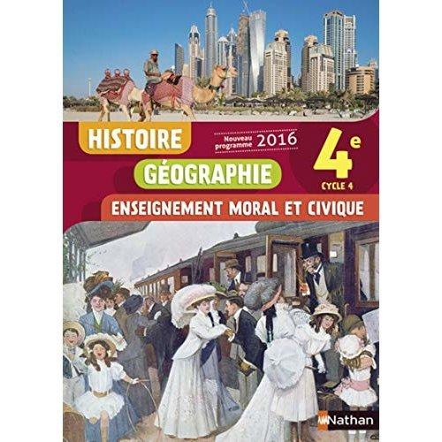 Histoire Geographie EMC 4e