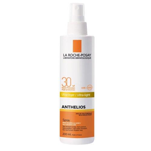 La Roche-Posay Anthelios XL Ultra Light Spray - SPF 30 (200ml)