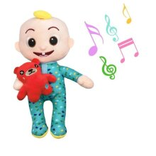 Musical Toys Stuffed Plush Doll JJ Bear