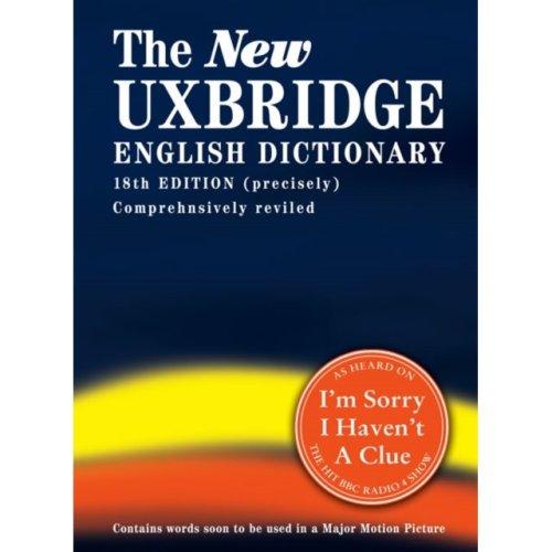 The New Uxbridge English Dictionary (Hardcover)