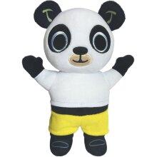 Bing Pando Soft Plush Children's Toy, Super-Soft & Cuddly Panda Bear, Small Size