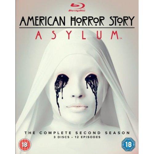 American Horror Story Season 2 - Asylum Blu-Ray [2013]