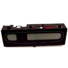 Renault Laguna MK2 Genuine Sagem Digital Clock & Radio Display P8200002604A - Used