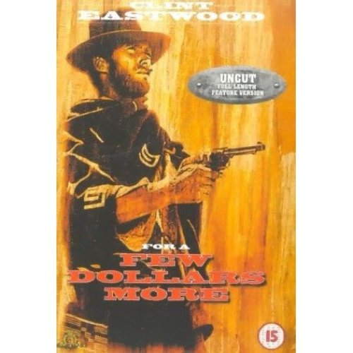 For A Few Dollars More DVD [2001]