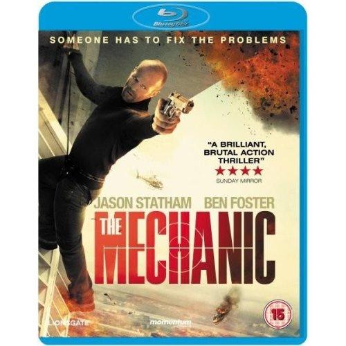 The Mechanic Blu-Ray [2011]