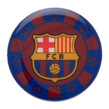 FC Barcelona Poker Chip Badge