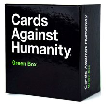 Cards Against Humanity Green Box | Card Game