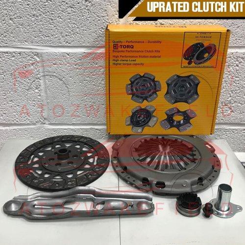 FOR BMW MINI COOPER S 1.6 HI-TORQ UPRATED PERFORMANCE CLUTCH KIT 6PC R56 R55 R57