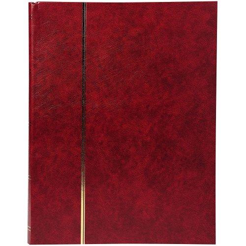 Exacompta Large Classic Stamp Album, 32 Pages - Red