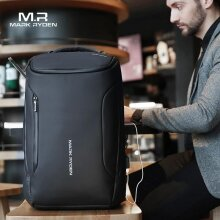 Mark Ryden 2019 New Anti-thief Fashion Men Backpack Multifunctional Waterproof 15.6 inch Laptop Bag Man USB Charging Travel Bag