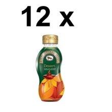 12 x Lyle's Maple Flavour Golden Dessert Syrup 325g FULL CASE BBE 31/12/21