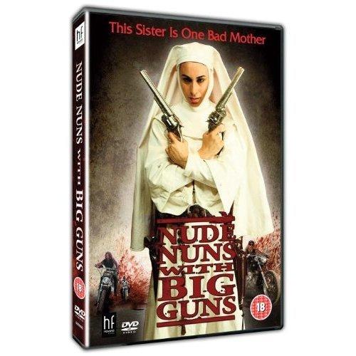 Nude Nuns With Big Guns DVD [2011]