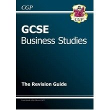 Gcse Business Studies Revision Guide - Used