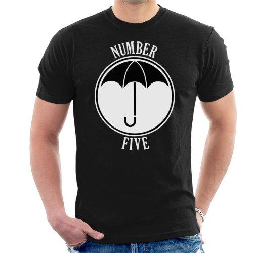 Umbrella Academy Number Five Men's T-Shirt