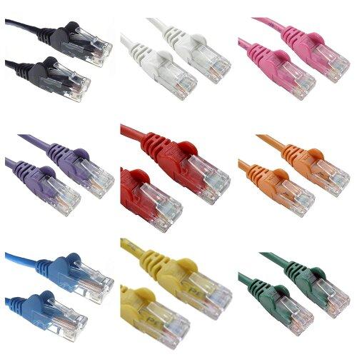 CAT5e RJ45 Internet Ethernet Cable Network Modem