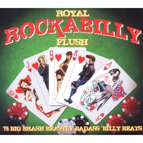 Royal Rockabilly Flush [CD]