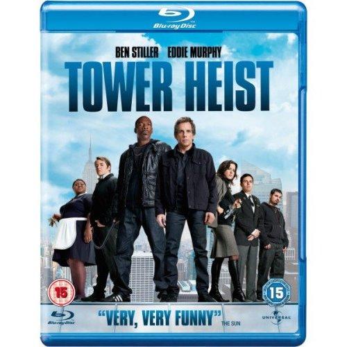 Tower Heist Blu-Ray [2013]
